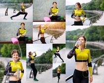 健身运动欧美女子摄影时时彩娱乐网站