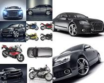 汽车与摩托车摄影高清图片