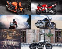 酷酷的摩托车摄影高清图片