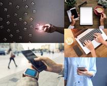 办公数码科技商务摄影高清图片