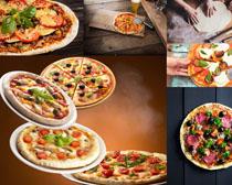 披萨国外食物摄影高清图片