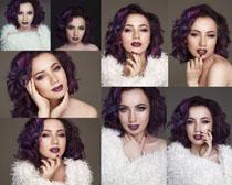 气质化妆女人摄影高清图片