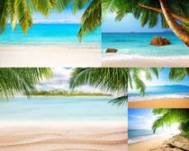 沙滩海岛风景摄影高清图片