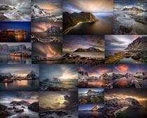 唯美的夜色风景摄影高清图片