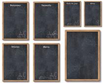 黑板边框摄影高清图片