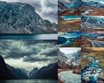 山川河流景观摄影高清图片
