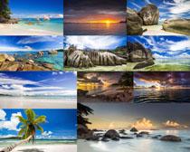 海边天空景观摄影高清图片