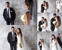 欧美婚纱人物拍摄高清图片