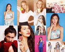 时尚欧美美女拍摄高清图片