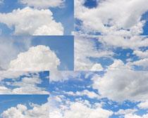 天空白云摄影高清图片