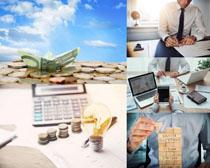 货币金融商务拍摄高清图片