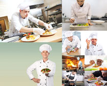 国外厨师人物摄影高清图片