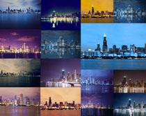 美丽的城市风光摄影高清图片