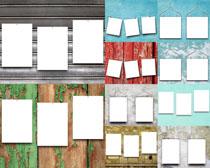 空白纸张相框摄影高清图片