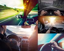 汽车中控摄影高清图片