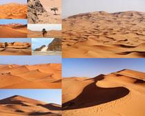 沙漠风景拍摄高清图片