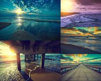 海边唯美风景摄影高清图片