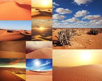 美丽的沙漠摄影高清图片