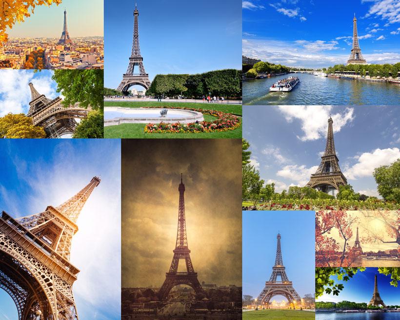 国外建筑塔摄影高清图片