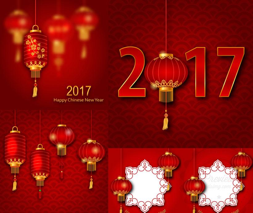 其它类别 > 素材信息   关键字: 2017门头设计灯笼喜庆新年鸡年矢量素