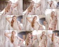 欧美写真模特美女摄影高清图片