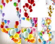 彩色透明泡泡摄影高清图片