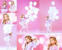 漂亮小女孩写真摄影高清图片