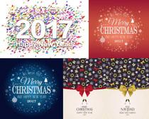 圣诞节2017背景摄影高清图片