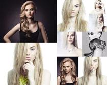 时尚美女达人摄影高清图片