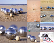 铁球拍摄高清图片
