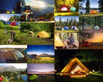 野营风景拍摄高清图片
