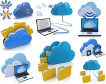 网络数码云服务摄影高清图片