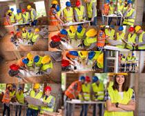 施工团队人物摄影高清图片