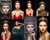 欧美公主女子摄影高清图片