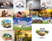 家庭与建筑摄影高清图片