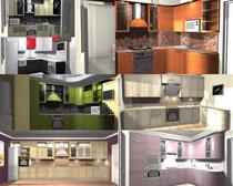 厨房风格摄影高清图片