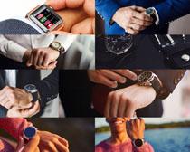 手表展示摄影高清图片