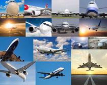 大型航空飞机摄影高清图片