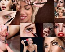 女性眼睫毛摄影高清图片