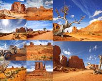 自然风景沙漠摄影高清图片