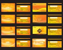 尊贵的VIP会员卡设计模板矢量素材