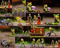 青蛙摆件摄影时时彩娱乐网站