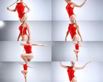 跳舞身材女人摄影高清图片