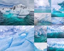 冰山风景摄影高清图片