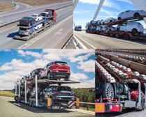 货运汽车摄影高清图片