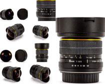 数码相机镜头摄影高清图片