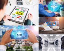 SEO信息网络摄影高清图片