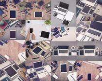 办公数码设备摄影高清图片