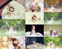 可爱写真小姑娘摄影高清图片