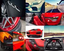 汽车跑车展示摄影高清图片